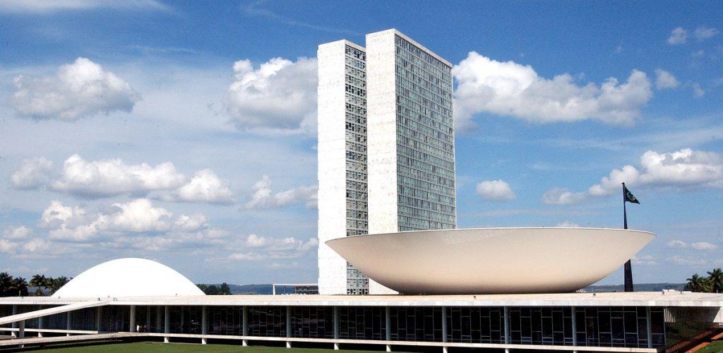 Foto externa do Congresso Nacional22.11.03Foto Reynaldo Stavale